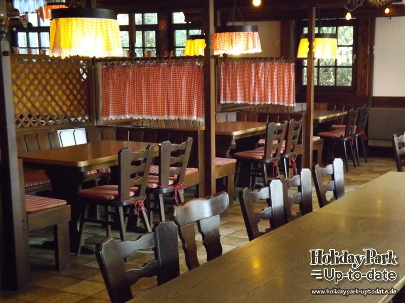 Restaurant pfalzgraf holiday park up to date for Innendekoration restaurant